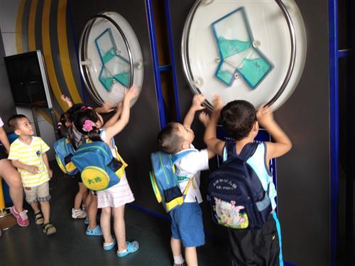 幼儿园科技小制作机器人